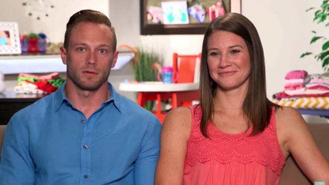 Adam and Danielle Busby were only trying for one more baby when they fell pregnant with quintuplets