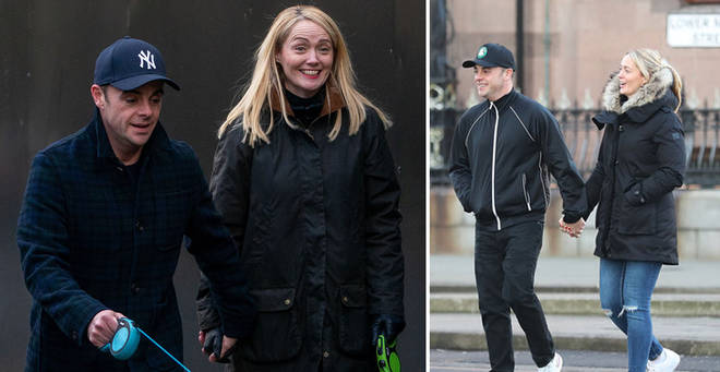 Who Is Ant Mcpartlin S Girlfriend Anne Marie Corbett And When Did They Get Engaged Heart