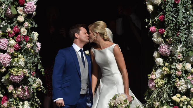 Dec and Ali got married in 2015