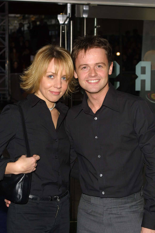 Clare and Dec split in 2003