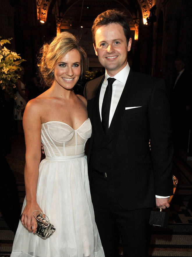 Dec dated Georgie Thompson for two years