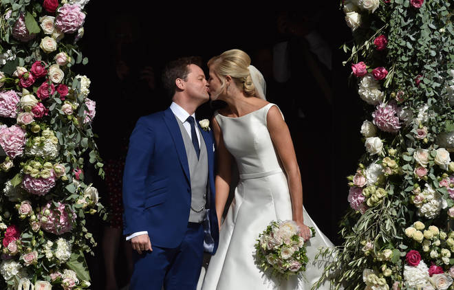 Dec is now married to Ali Astall