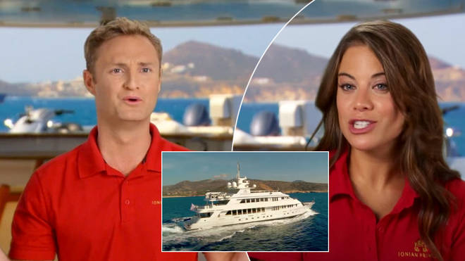 Below Deck aired in the US in 2016