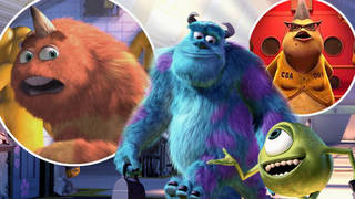 Have you worked out why they shout '23-19' in this Monsters Inc scene?