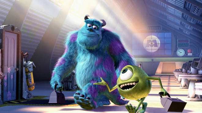 Even the biggest Monsters Inc fans didn't spot the '23-19' connection