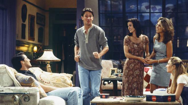 Jennifer Aniston played Rachel Green in Friends from 1994 until 2004