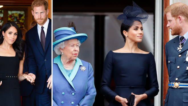 Meghan and Harry will not be returning as working members of the royal family