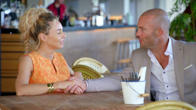 Mike Gunner and Heidi Latcham were paired up on Married at First Sight Australia