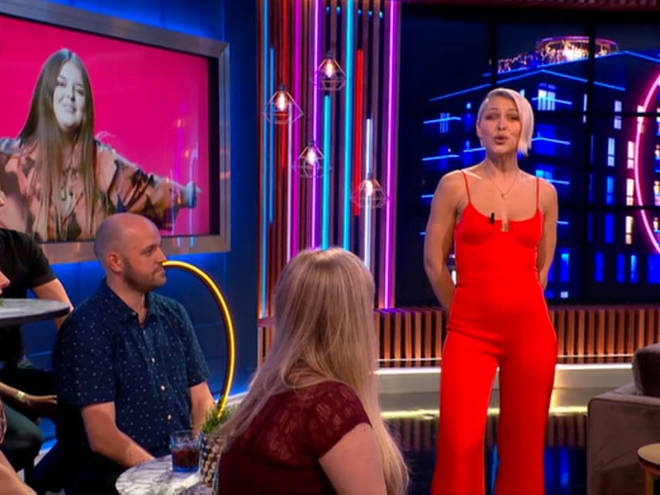 Emma Willis will return to present The Celebrity Circle