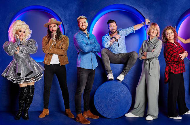 The Celebrity Circle full line-up has been revealed