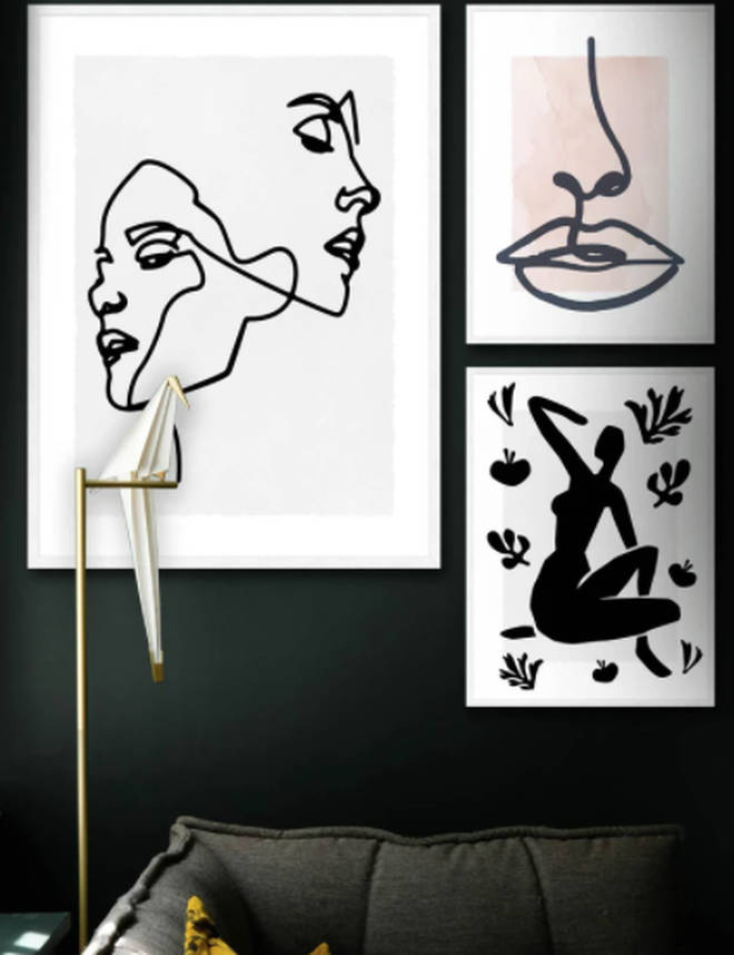 Art prints from Ink & Drop