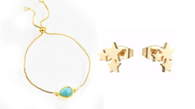 Jewellery from Perfect Dress Company