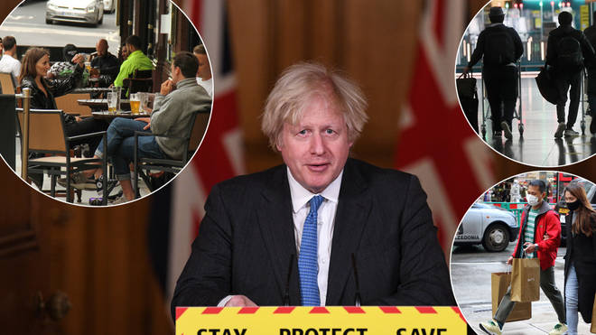 Boris Johnson's roadmap will be revealed today