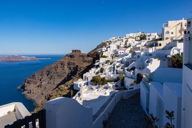 Reports have suggested that Greece could be a possible holiday destination this summer