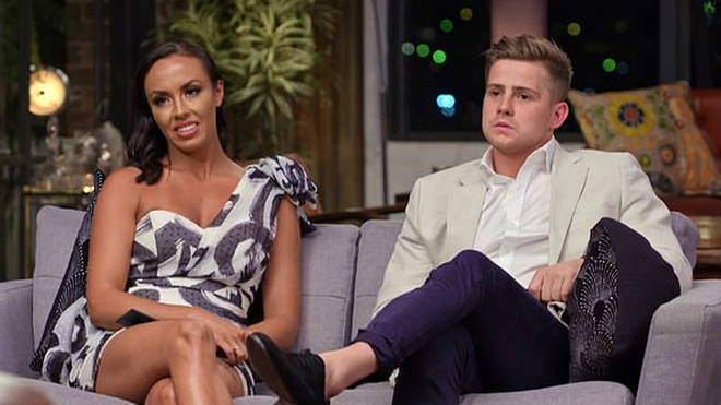 Natasha Spencer and Mikey Pembroke on Married at First Sight
