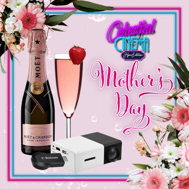 Mother's Day Celestial Cinema Home Edition