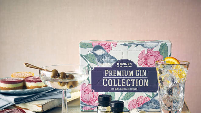 Premium Gin Collection from Drinks by the Dram