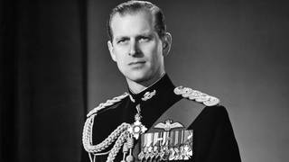 Prince Phillip has died