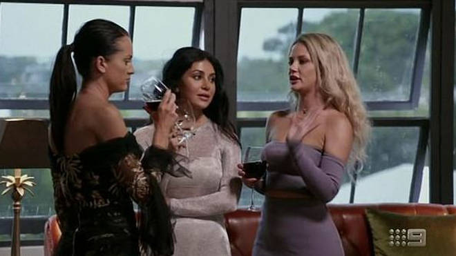 Martha, Jess and Ines fell out after Married at First Sight Australia