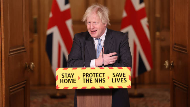 Boris Johnson published the Government's roadmap out of lockdown this week