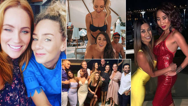 Some of the Married at First Sight Australia cast is still friends