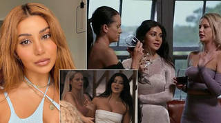 Martha Kalifatidis has fallen out with her Married at First Sight Australia BFF's
