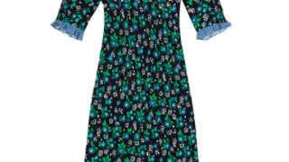Holly Willoughby is wearing a midi dress from Rixo