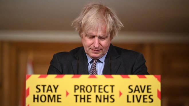Boris Johnson has revealed his roadmap out of lockdown