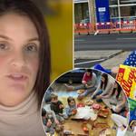 Sue Radford spends £400 a week on food