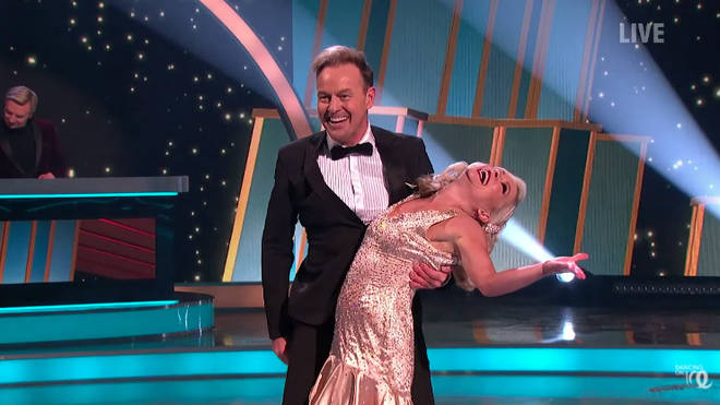Jason Donovan announced he is quitting the show due to back pain