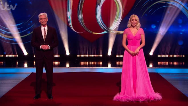 Dancing On Ice took a break from live shows last week