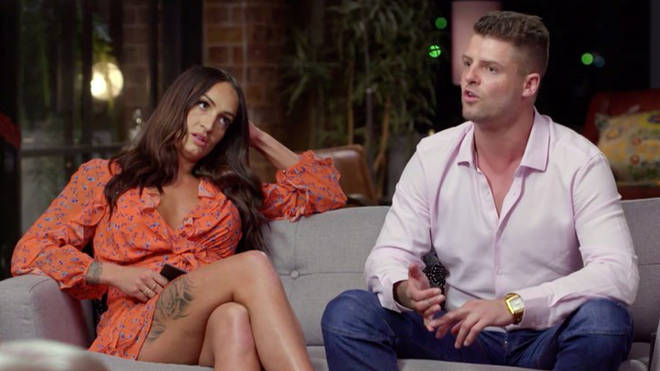 Dave Cannon and Hayley Vernon weren't a match made in heaven on MAFS