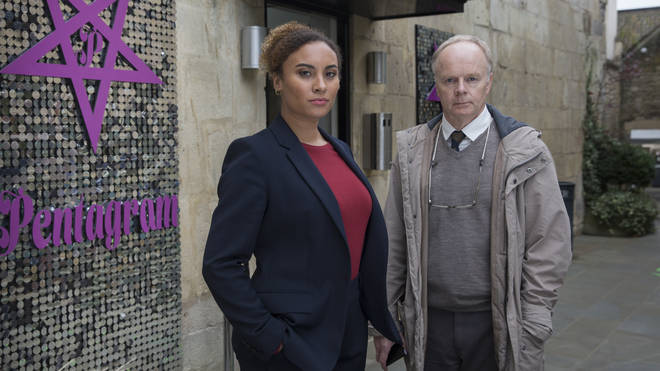 McDonald & Dodds season two is airing on ITV