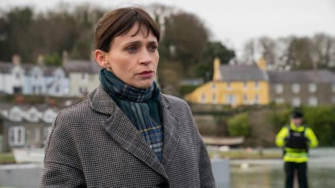 Charlene McKenna plays Niamh