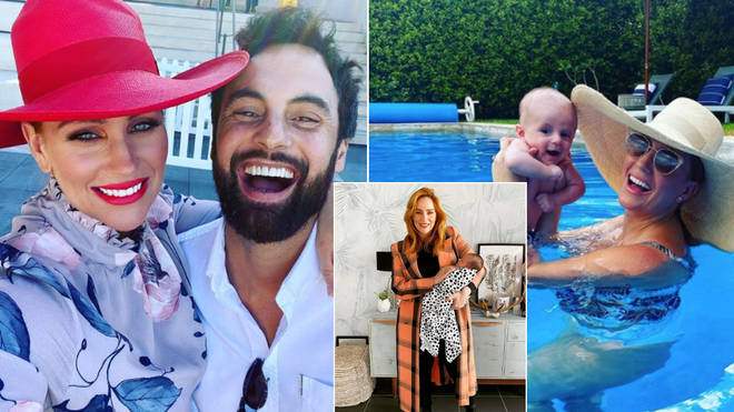 Inside Jules and Cam's home together after Married at First Sight