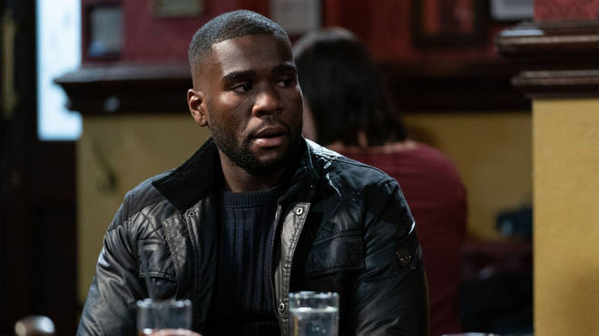 Isaac made his Walford debut in January