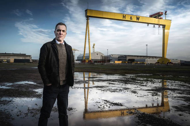 Bloodlands is a new BBC drama from Jed Mercurio