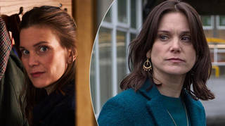 Liz White stars as Fiona Grayson in Unforgotten