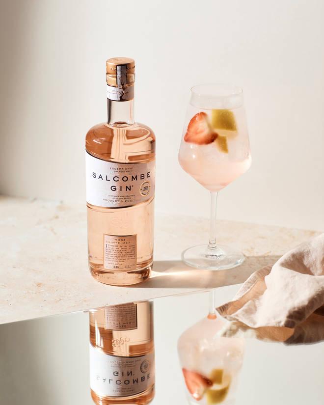 Salcombe Distilling Co.'s gin