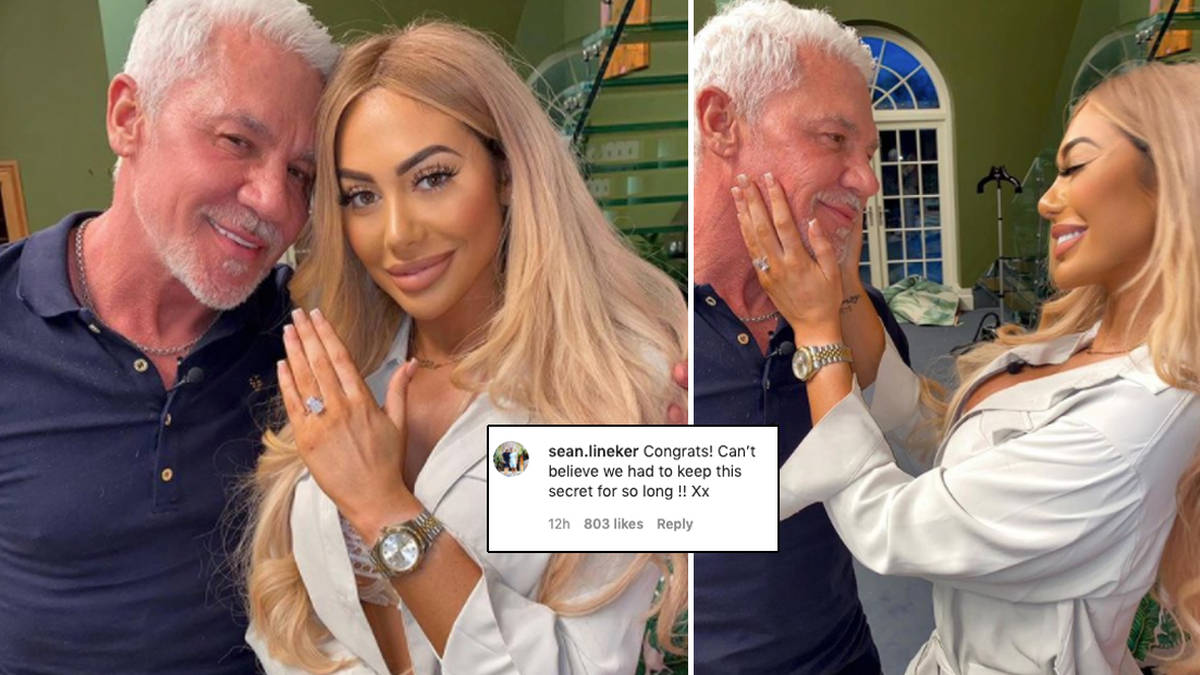 Celebs Go Dating fans baffled as Wayne Lineker announces engagement to Chloe Ferry