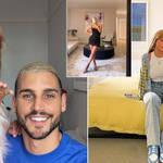Martha Kalifatidis and Michael Brunelli live together in Sydney