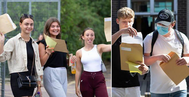 Results day has been brought forward for 2021