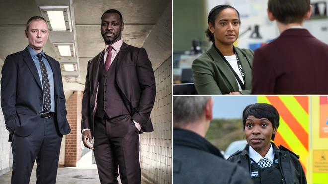 The full cast list of ITV's Grace