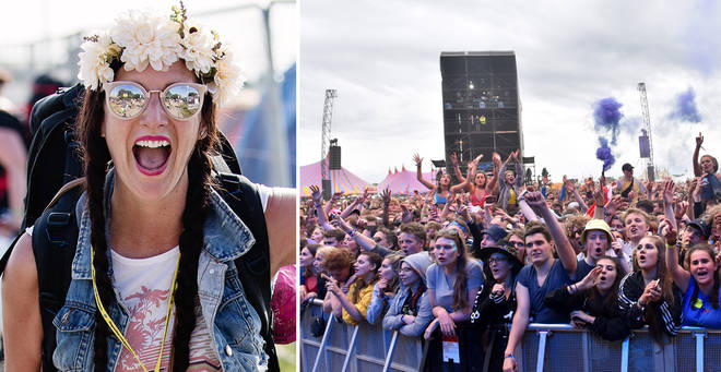 Will festivals go ahead this year? (stock images)
