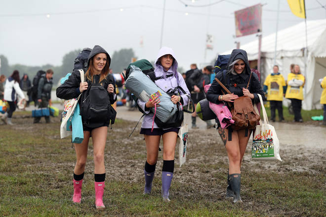 Glastonbury 2021 was cancelled earlier this year