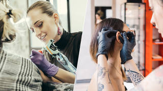 Tattoo and piercing studios should open later this year