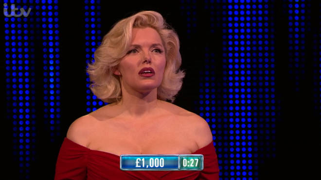 Suzie is a professional Marilyn Monroe impersonator and has worked with Harrison Ford, Ryan Gosling and Eddie Redmayne