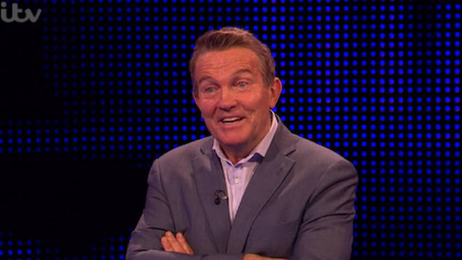 Even Bradley Walsh couldn't believe the lookalike stars resemblances