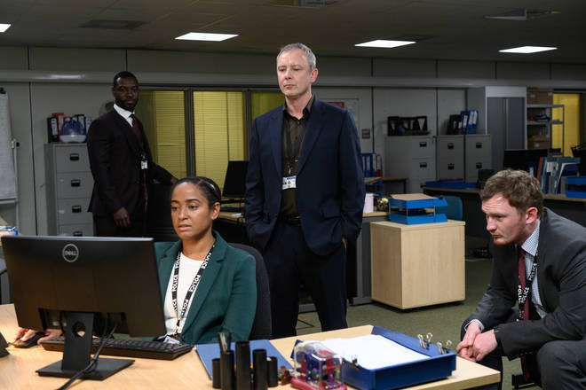 ITV's Grace is airing over two episodes
