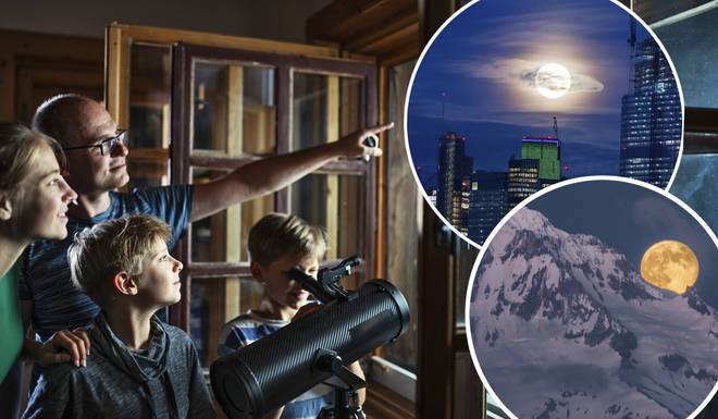 The Snow Moon will light up the skies this weekend